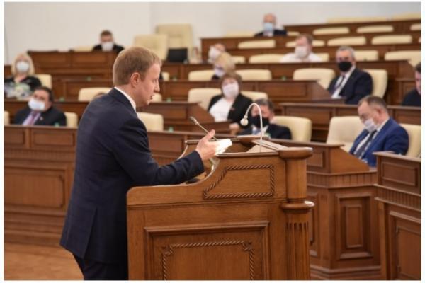 Фото Депутаты парламента Алтайского края заболели коронавирусом 2