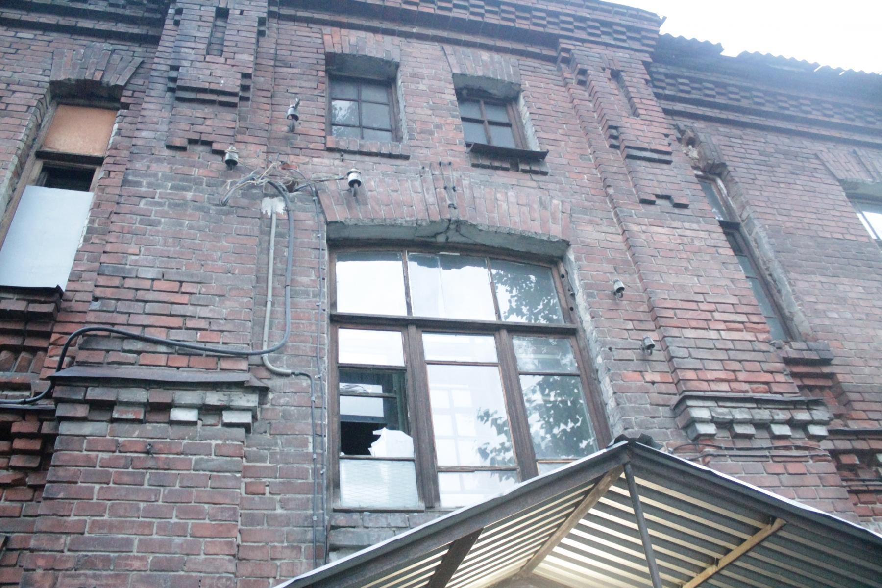 фото Ужасы военного городка: город-призрак в центре Новосибирска 3