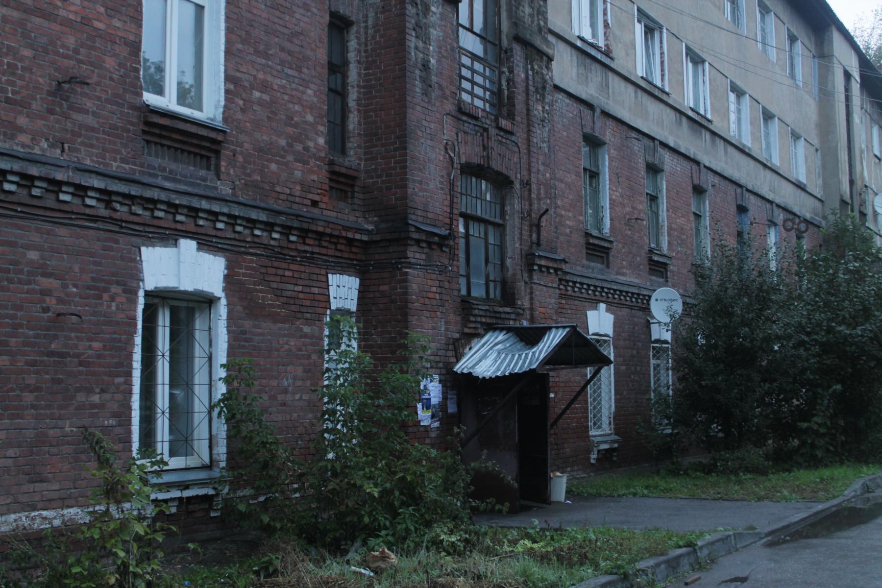 фото Ужасы военного городка: город-призрак в центре Новосибирска 4