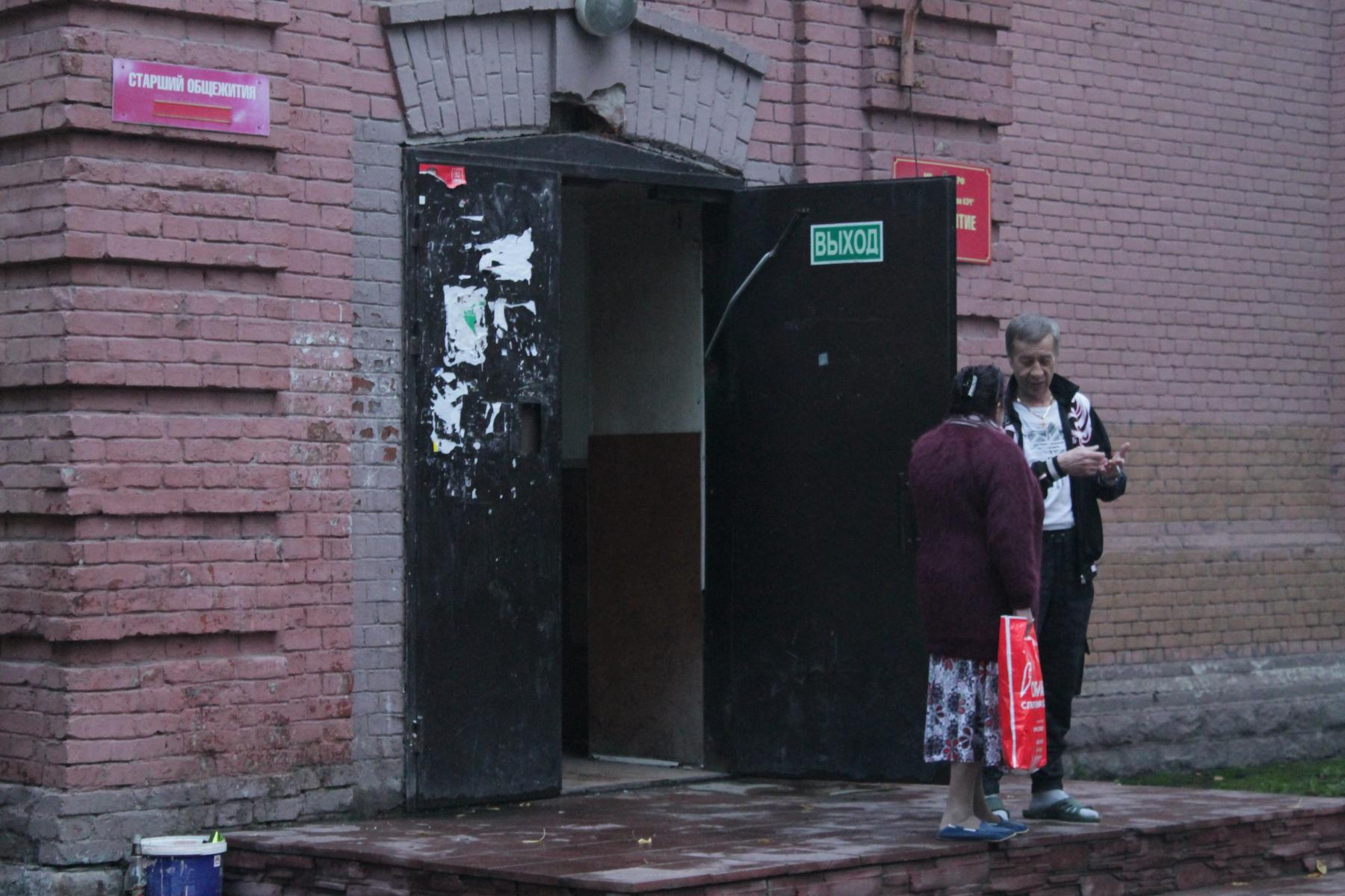 фото Ужасы военного городка: город-призрак в центре Новосибирска 7