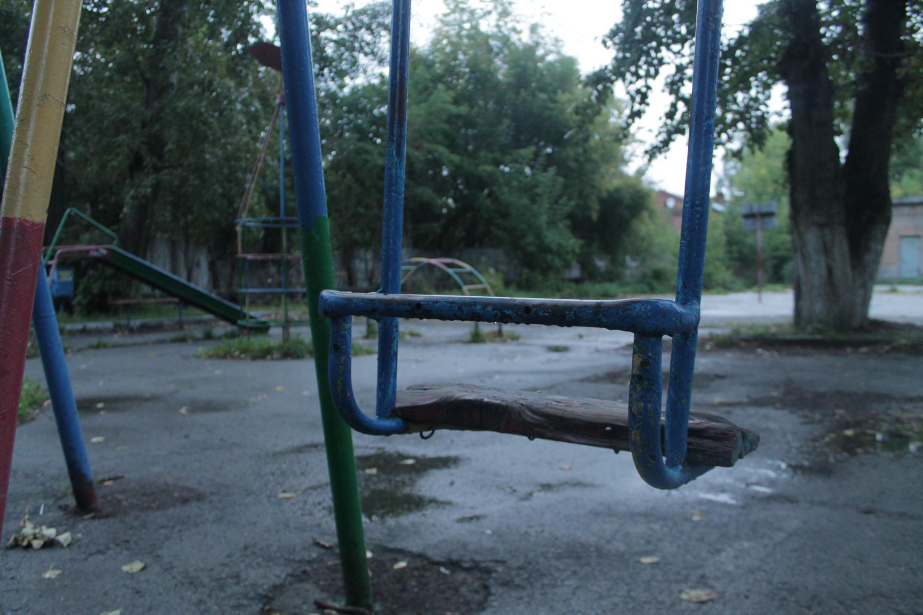 фото Ужасы военного городка: город-призрак в центре Новосибирска 12