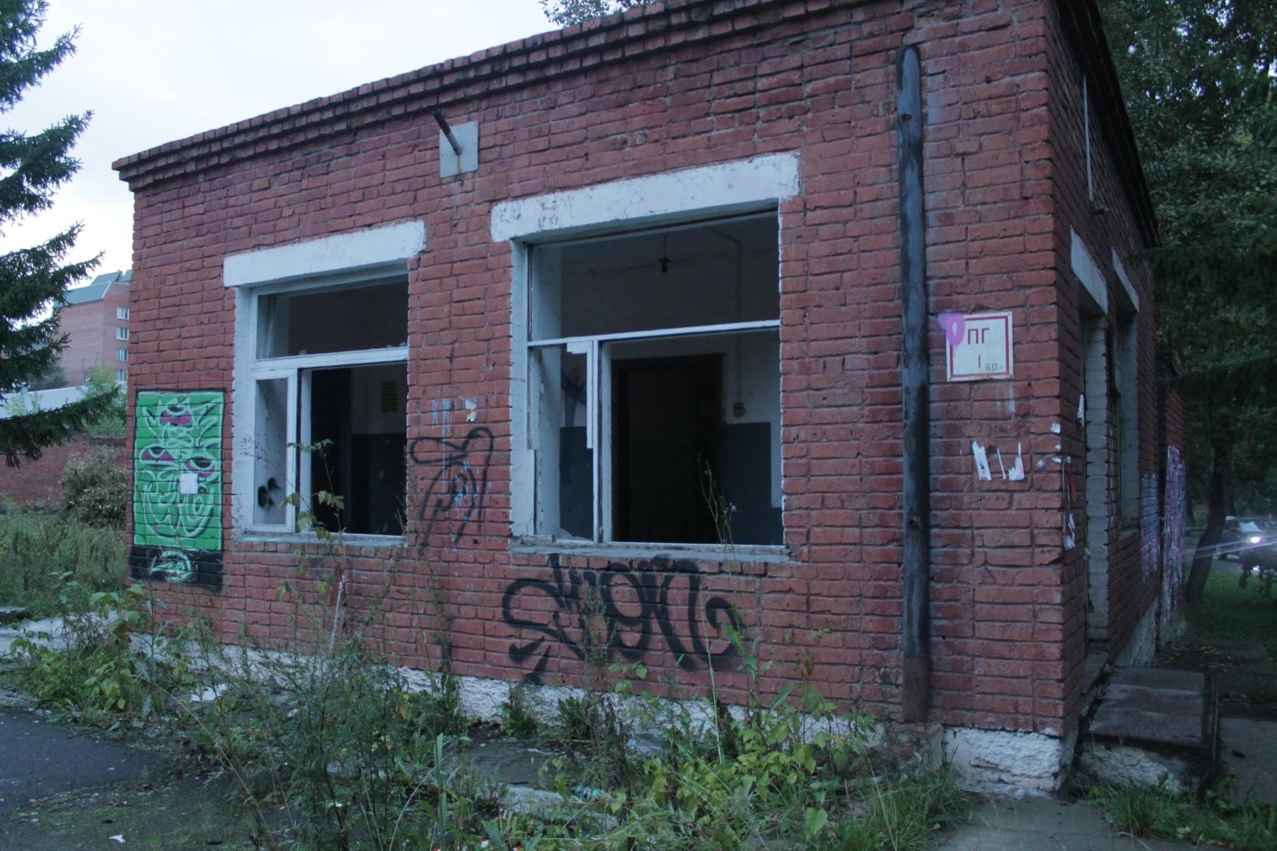 фото Ужасы военного городка: город-призрак в центре Новосибирска 5