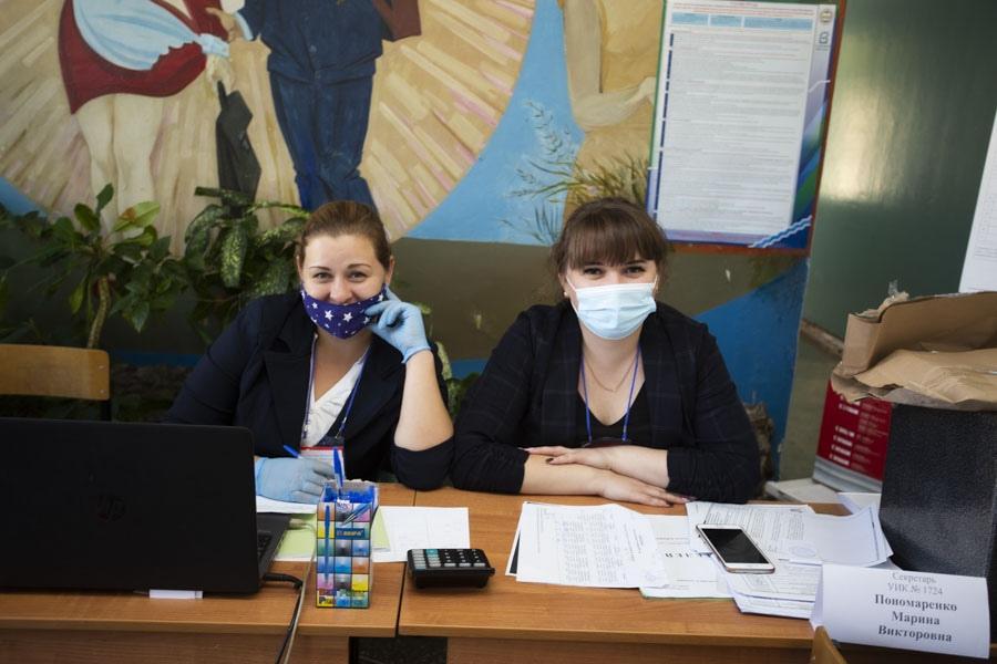 Фото В Новосибирской области обработано 96 % избирательных бюллетеней 2