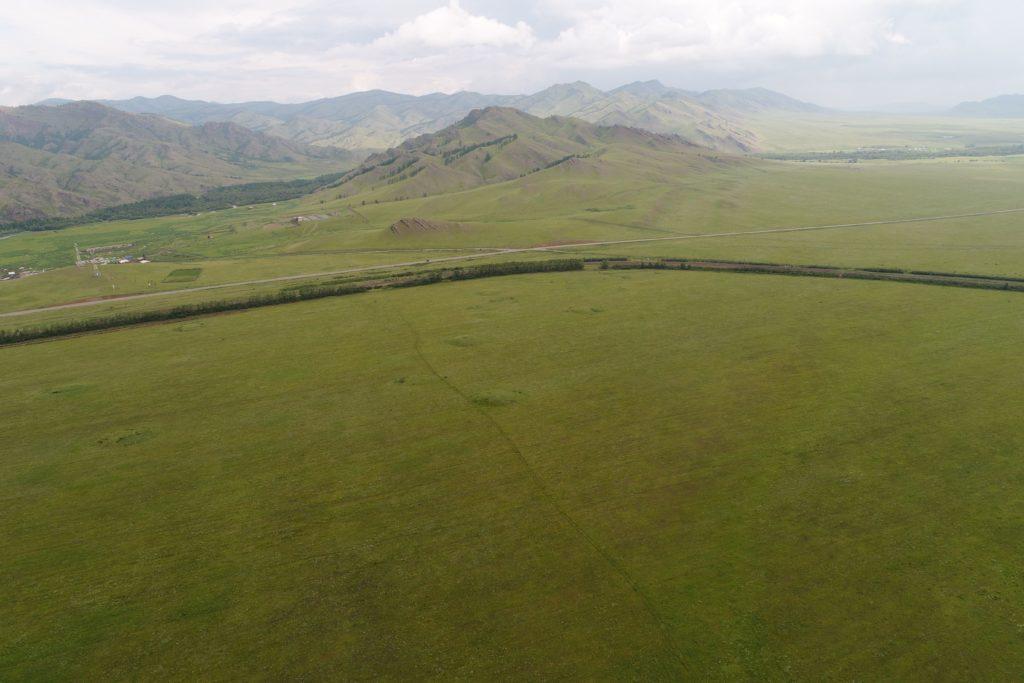 Фото В Хакасии археологи нашли нетронутый скифский могильник 2
