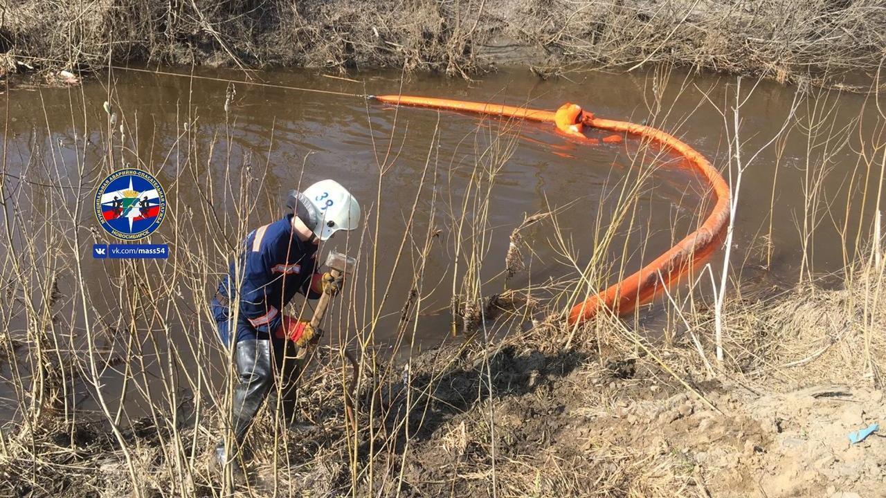 фото Сброс химикатов в Тулу: какую угрозу для новосибирцев представляет загрязнение реки 2
