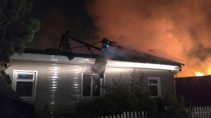 фото Погибли трое: в Новосибирской области причиной нескольких смертельных пожаров стало курение 3
