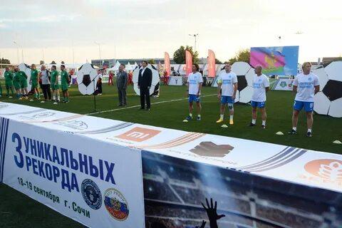 Фото В России провели 25-часовой футбольный матч и установили множество рекордов 2