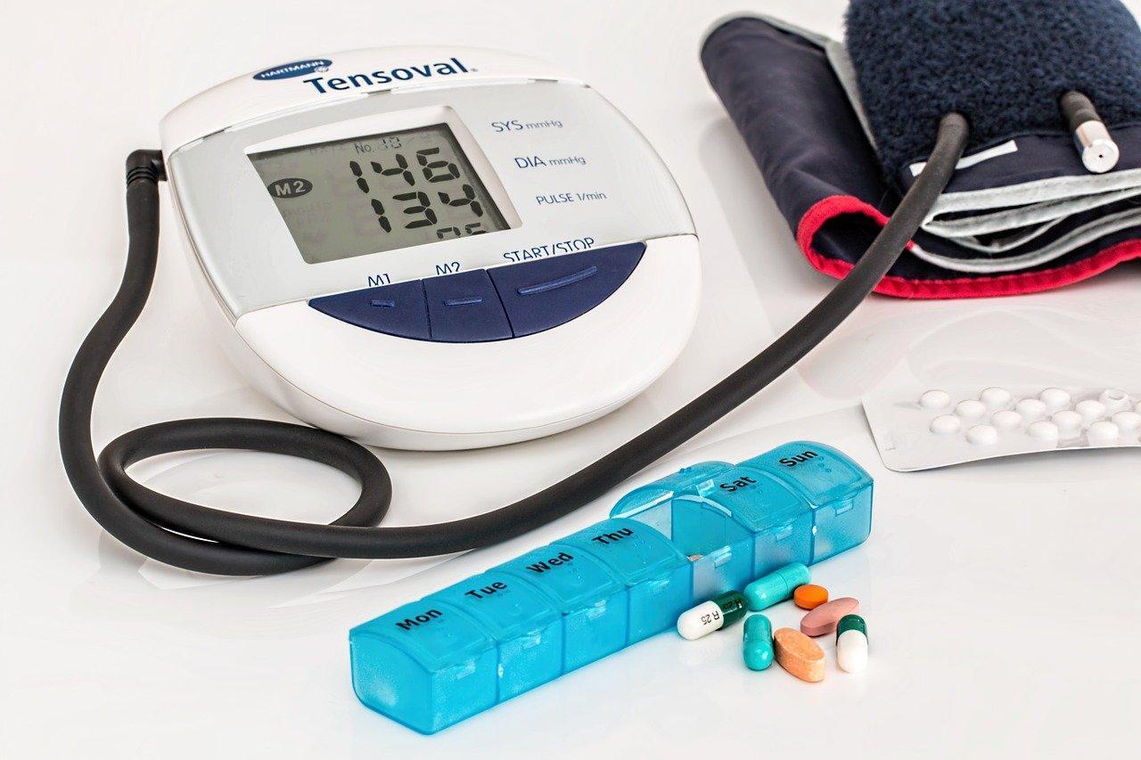 Препараты для нормализации давления: список, виды