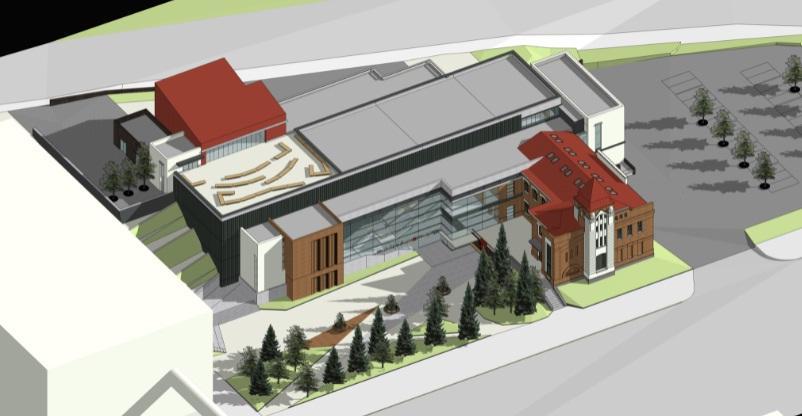 Фото Новый «Старый дом»: как изменится новосибирский театр после реконструкции и почему ему важно быть модным 6