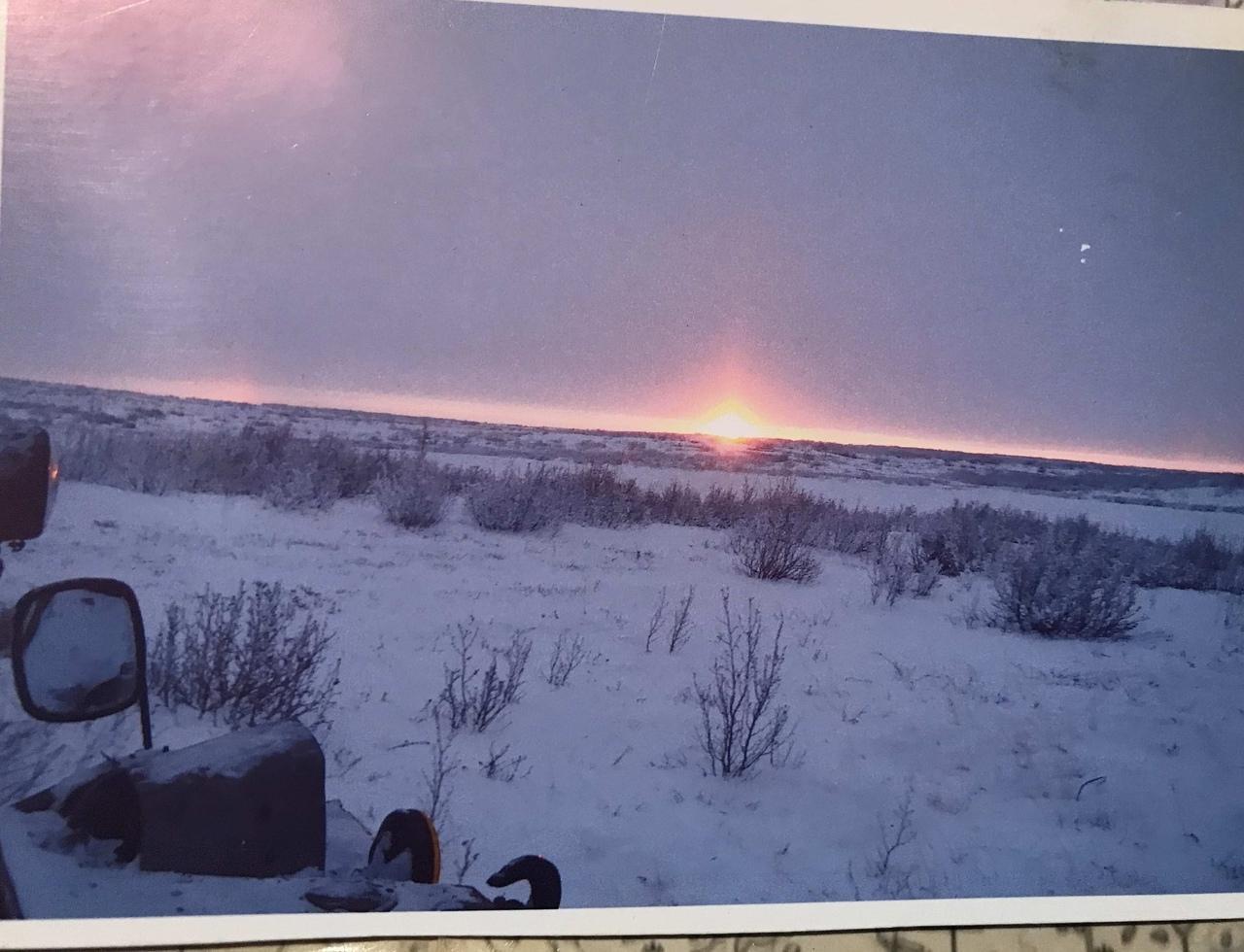 Фото Человек-тундра: 77-летний пенсионер из Томска отправился в дикую глушь, чтобы сжечь охотничью базу погибшего сына 8