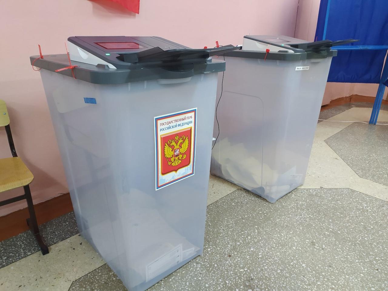 Фото Выборы в Новосибирске: онлайн дня голосования за депутатов Госдумы 19 сентября 2021 года 84