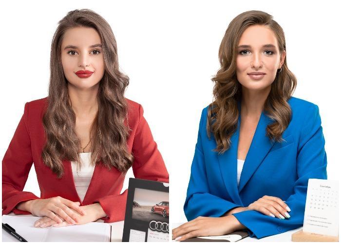 Фото Четыре участницы из Новосибирска вышли в полуфинал Международного конкурса «Мисс Офис – 2021» 3
