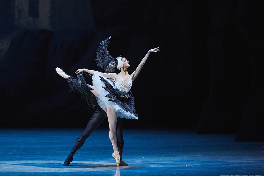 Фото Балетная классика на сцене НОВАТа 3