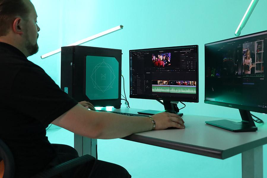 Фото Снято! За работу! Антон Саламахин: о видеоиндустрии, стриминге и технике для всего этого 2
