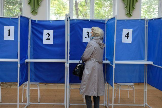 Фото Выборы в Новосибирске: онлайн дня голосования за депутатов Госдумы 19 сентября 2021 года 3