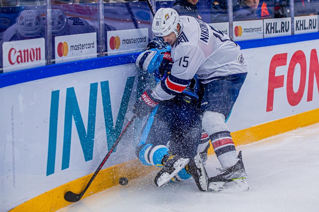 Фото «Это путь в никуда»: тренер «Сибири» Мартемьянов прокомментировал поражение «Металлургу» 2
