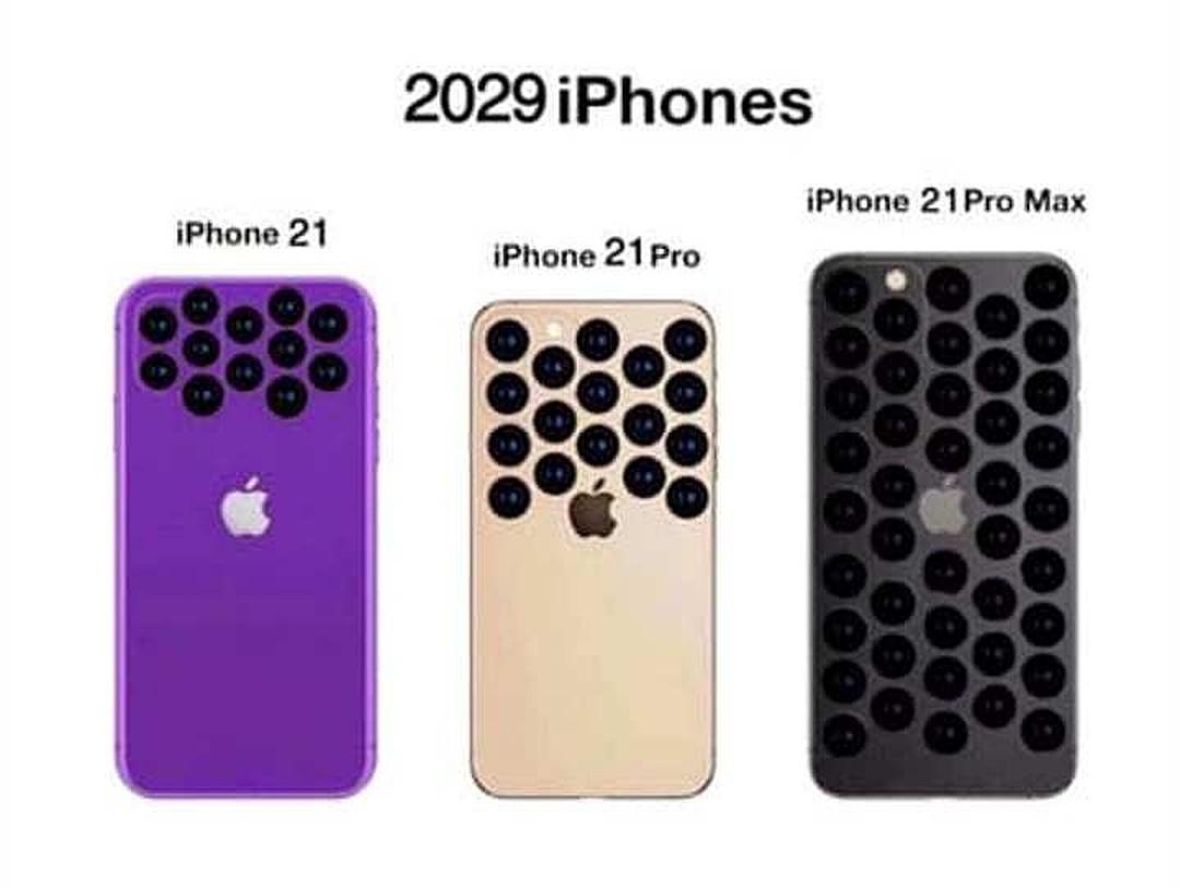 Фото Мемы и картинки к презентации нового Айфона 13: шутки над ценой и камерами 7