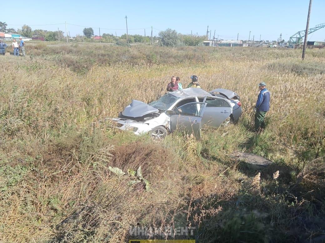 Фото Водитель Toyota Corolla погиб в ДТП с поездом под Новосибирском 3