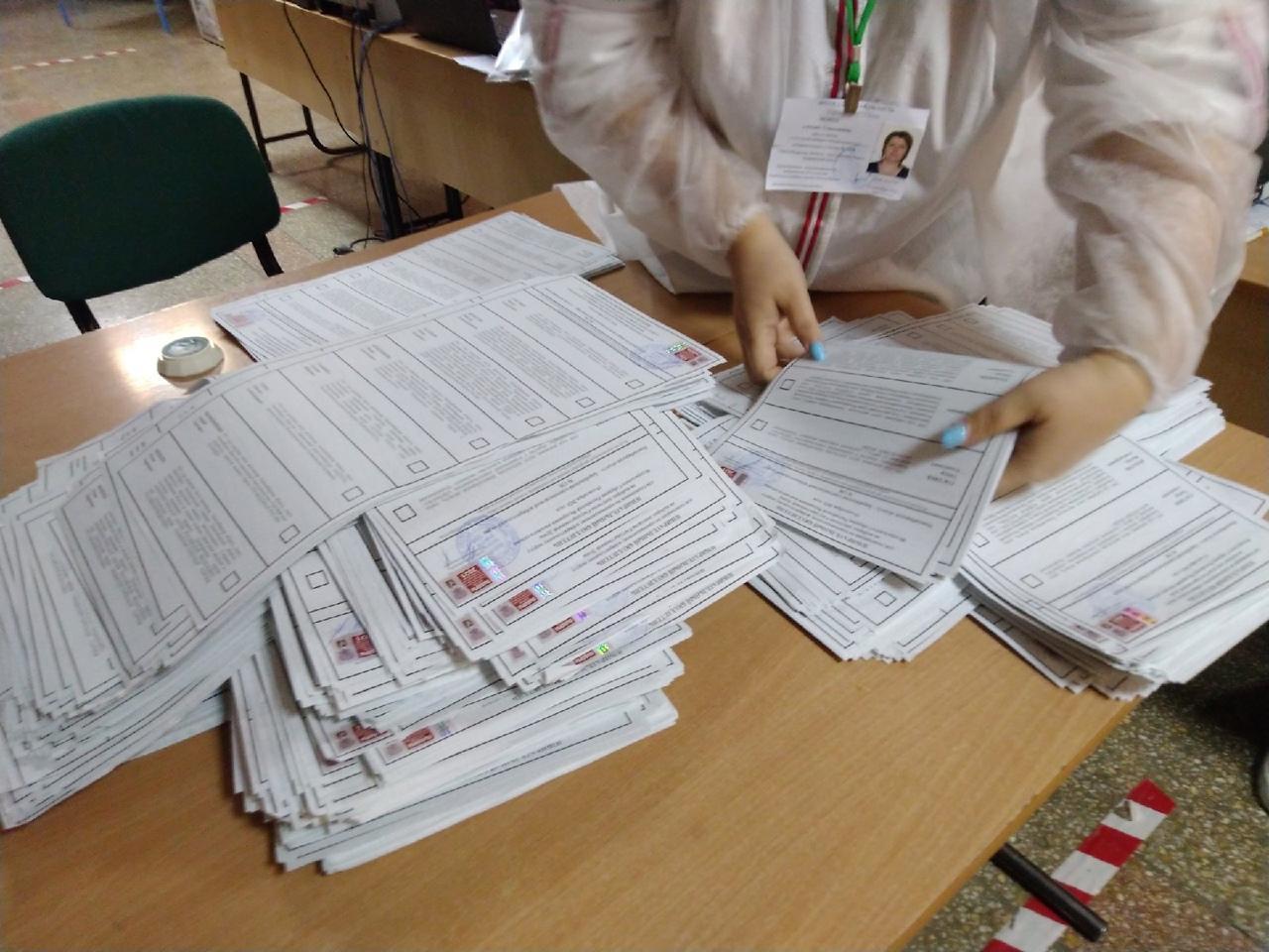 Фото Выборы в Госдуму РФ – 2021 в Новосибирске – лучшие фото 4