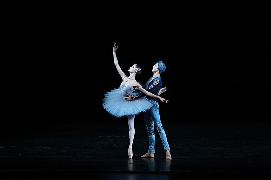 Фото Балетная классика на сцене НОВАТа 5