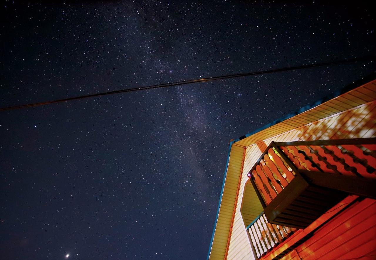 Фото «Нереальное» звёздное небо над Новосибирском запечатлел фотограф Николай Баянов 3
