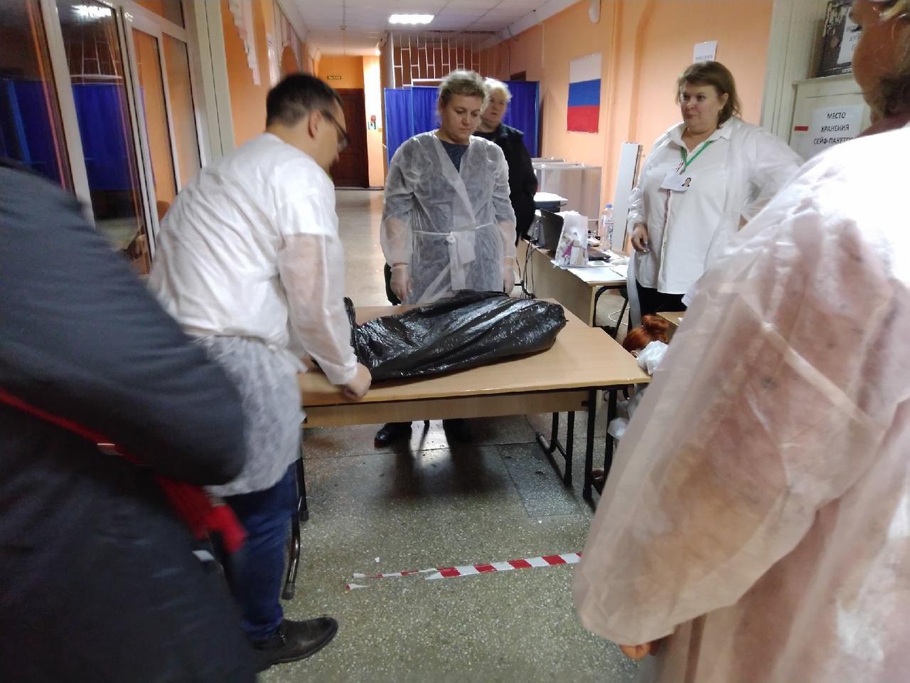 Фото Выборы в Новосибирске: онлайн дня голосования за депутатов Госдумы 19 сентября 2021 года 10