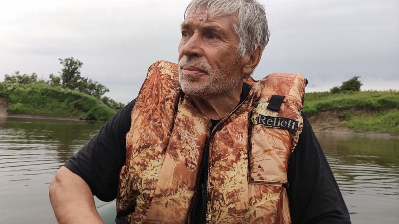 Фото Человек-тундра: 77-летний пенсионер из Томска отправился в дикую глушь, чтобы сжечь охотничью базу погибшего сына 11