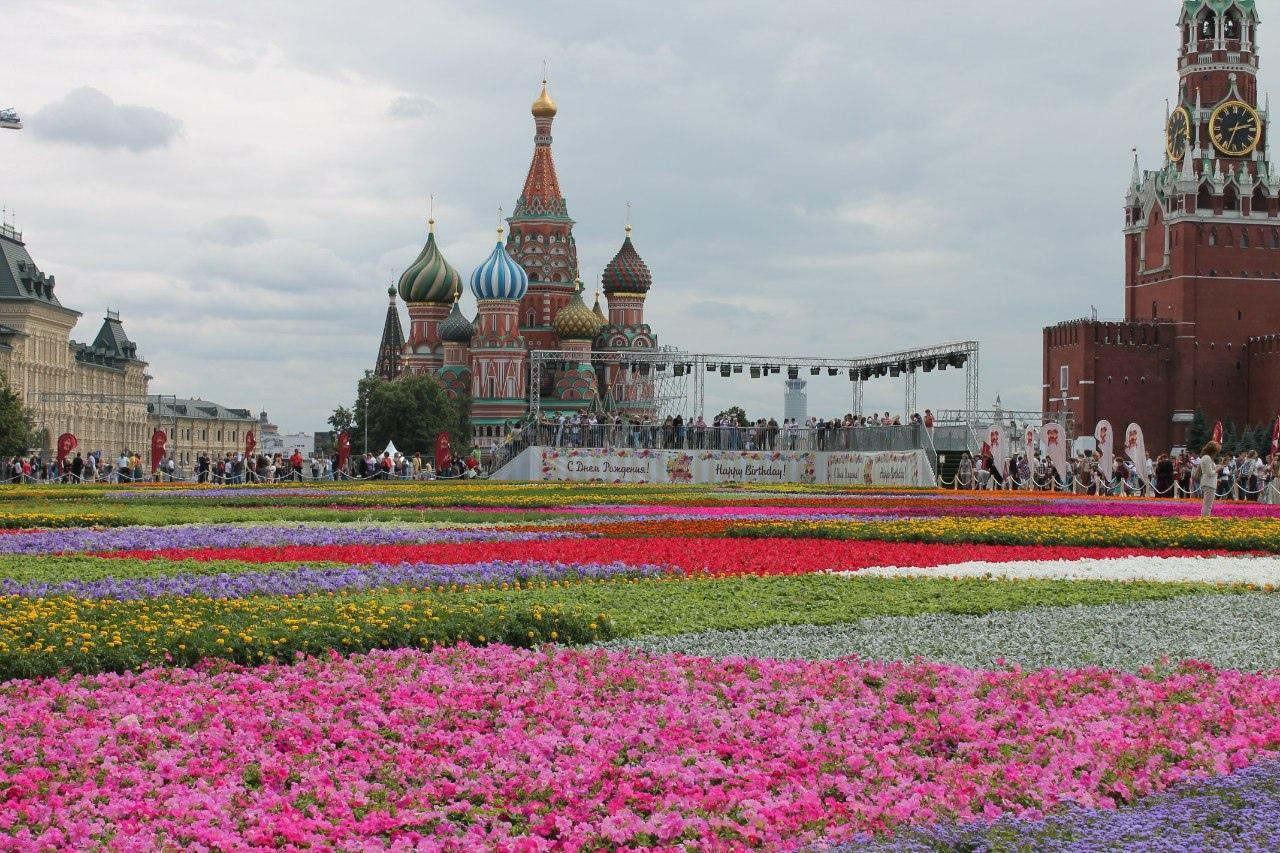Фото День города в Москве 2021 – уточнённая программа празднований 11 и 12 сентября 2