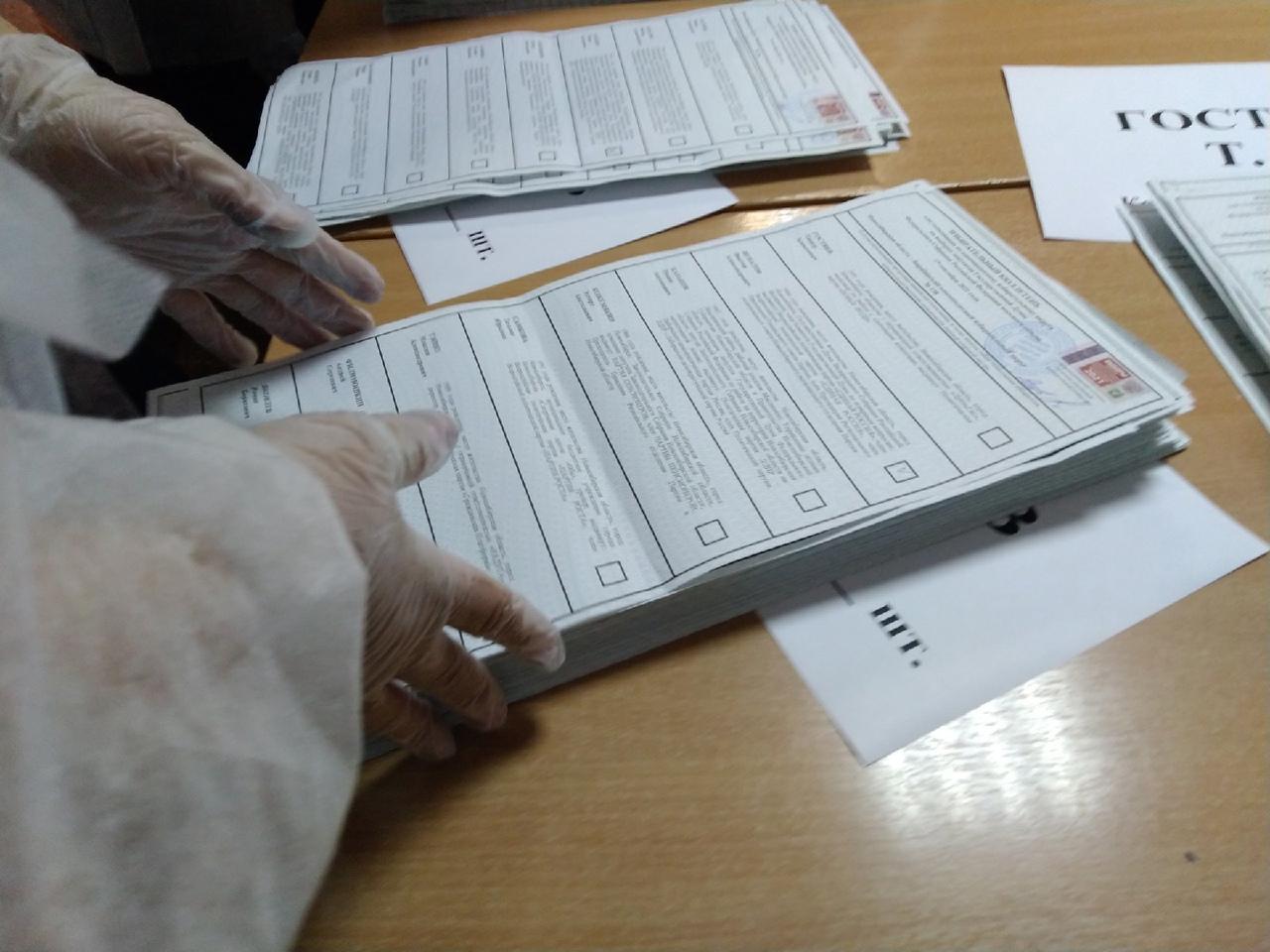 Фото Выборы в Новосибирске: онлайн дня голосования за депутатов Госдумы 19 сентября 2021 года 2