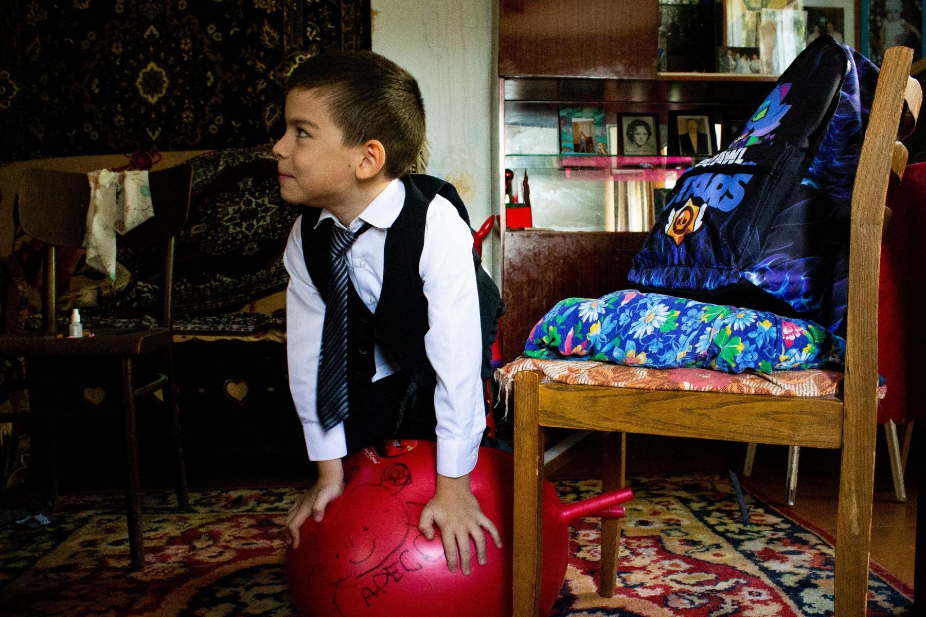 Фото «Приговор от девяти лет, обжалованию не подлежит»: День знаний глазами первоклашки 12