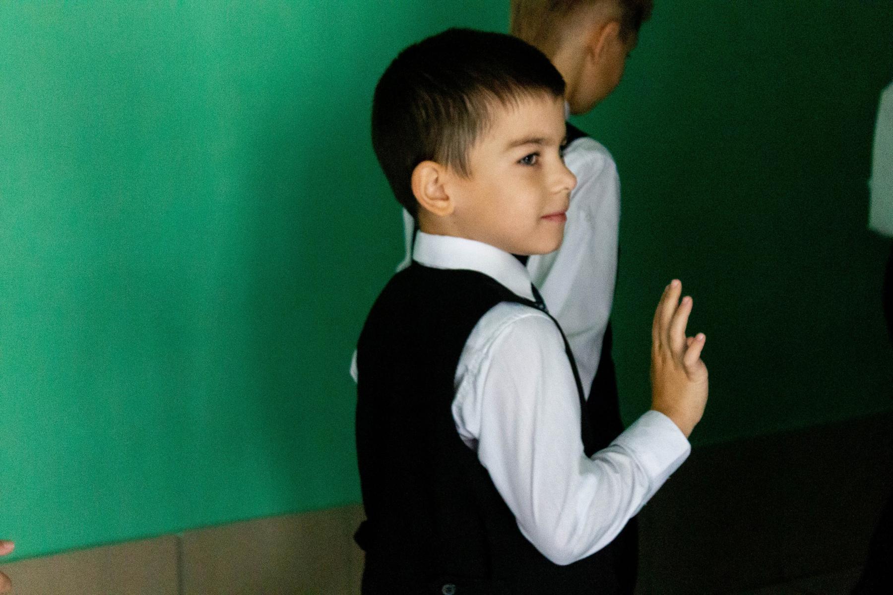 Фото «Приговор от девяти лет, обжалованию не подлежит»: День знаний глазами первоклашки 8