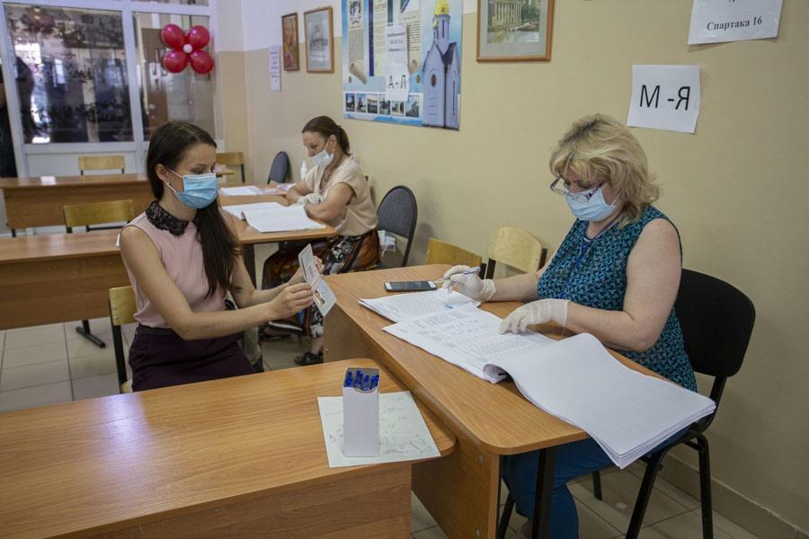 Фото Выборы в Госдуму – 2021: время работы избирательных участков в дни голосования 17, 18 и 19 сентября 2