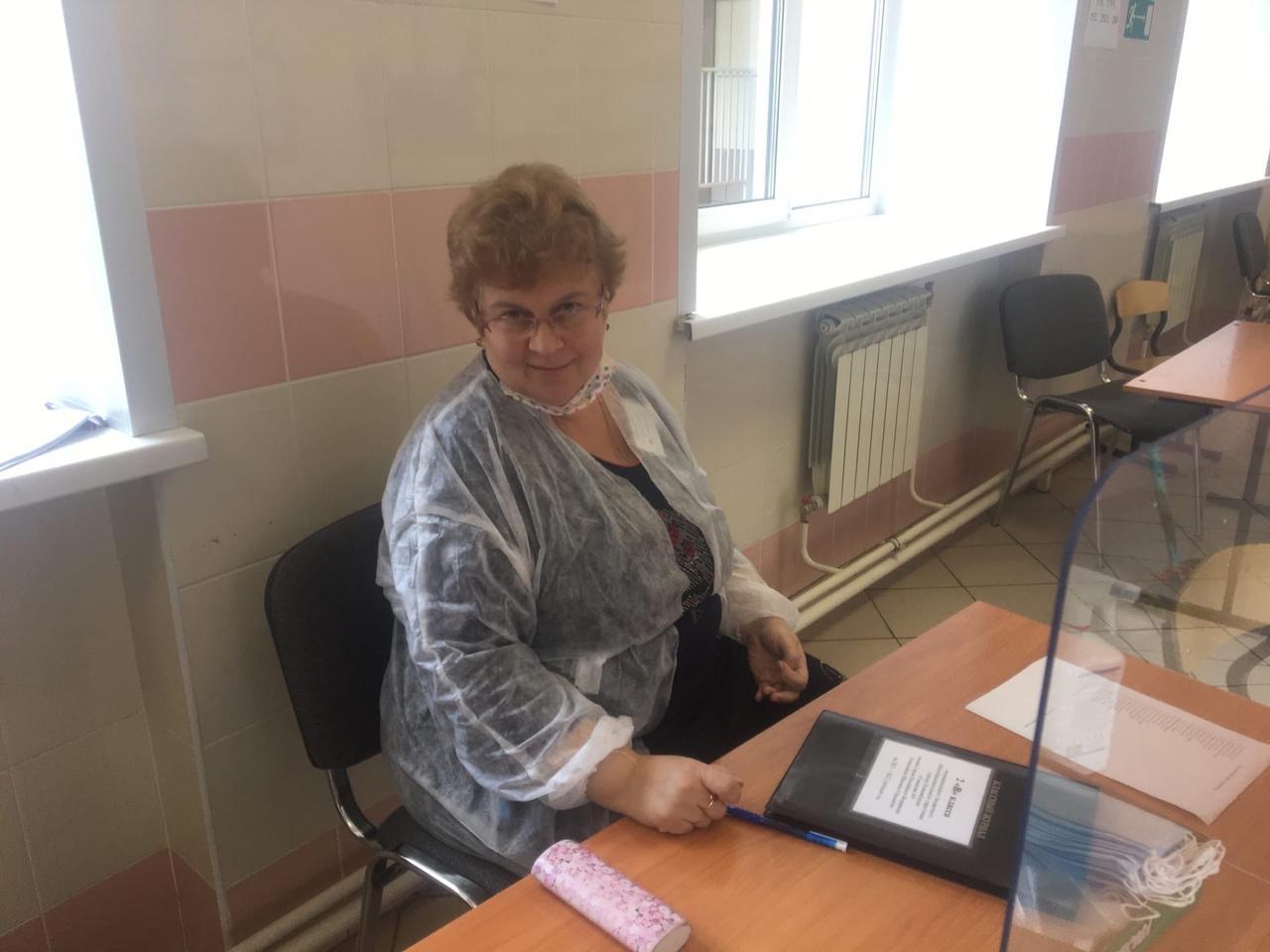 Фото Выборы в Новосибирске: онлайн дня голосования за депутатов Госдумы 19 сентября 2021 года 63