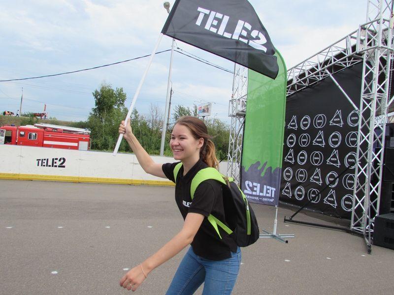 Фото Устанавливая тренды: Tele2 празднует шесть лет мобильных перемен в Сибири 7