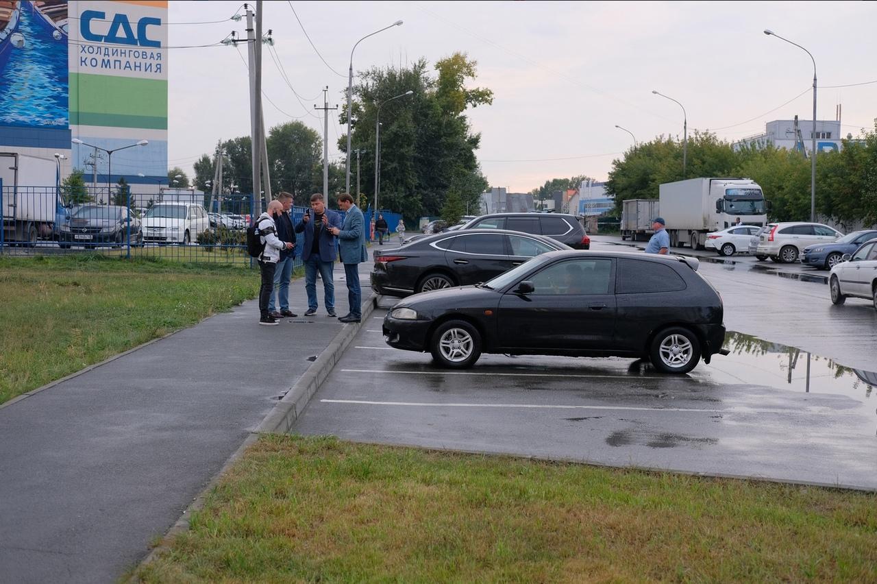 Фото Новый автобусный маршрут появится в микрорайоне Лесоперевалка в Новосибирске 3