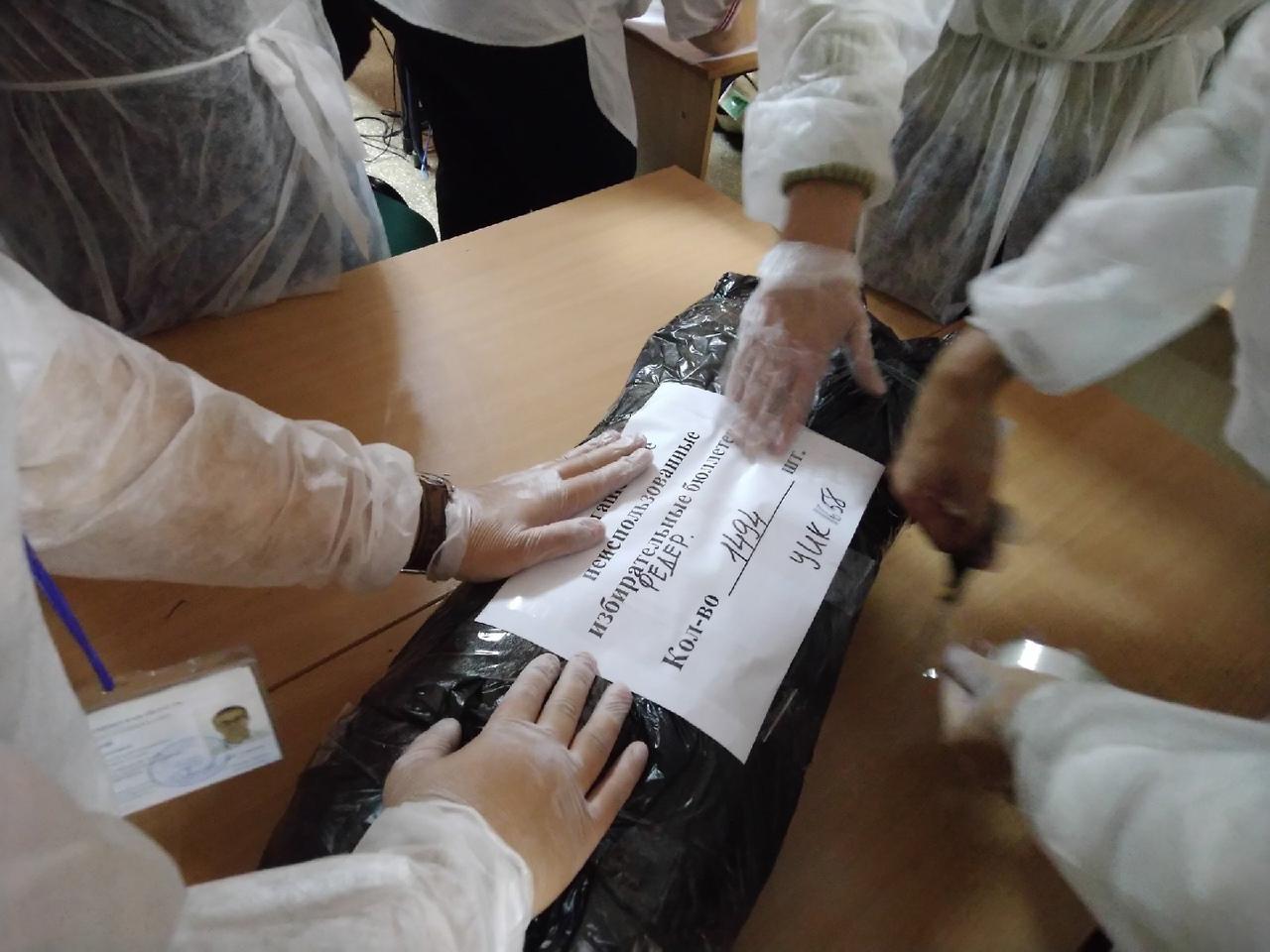 Фото Выборы в Новосибирске: онлайн дня голосования за депутатов Госдумы 19 сентября 2021 года 9