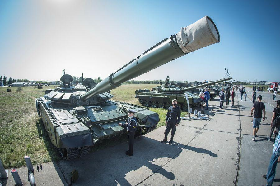 Фото «На поле танки грохотали»: самые душевные песни на День танкиста – 2021 2