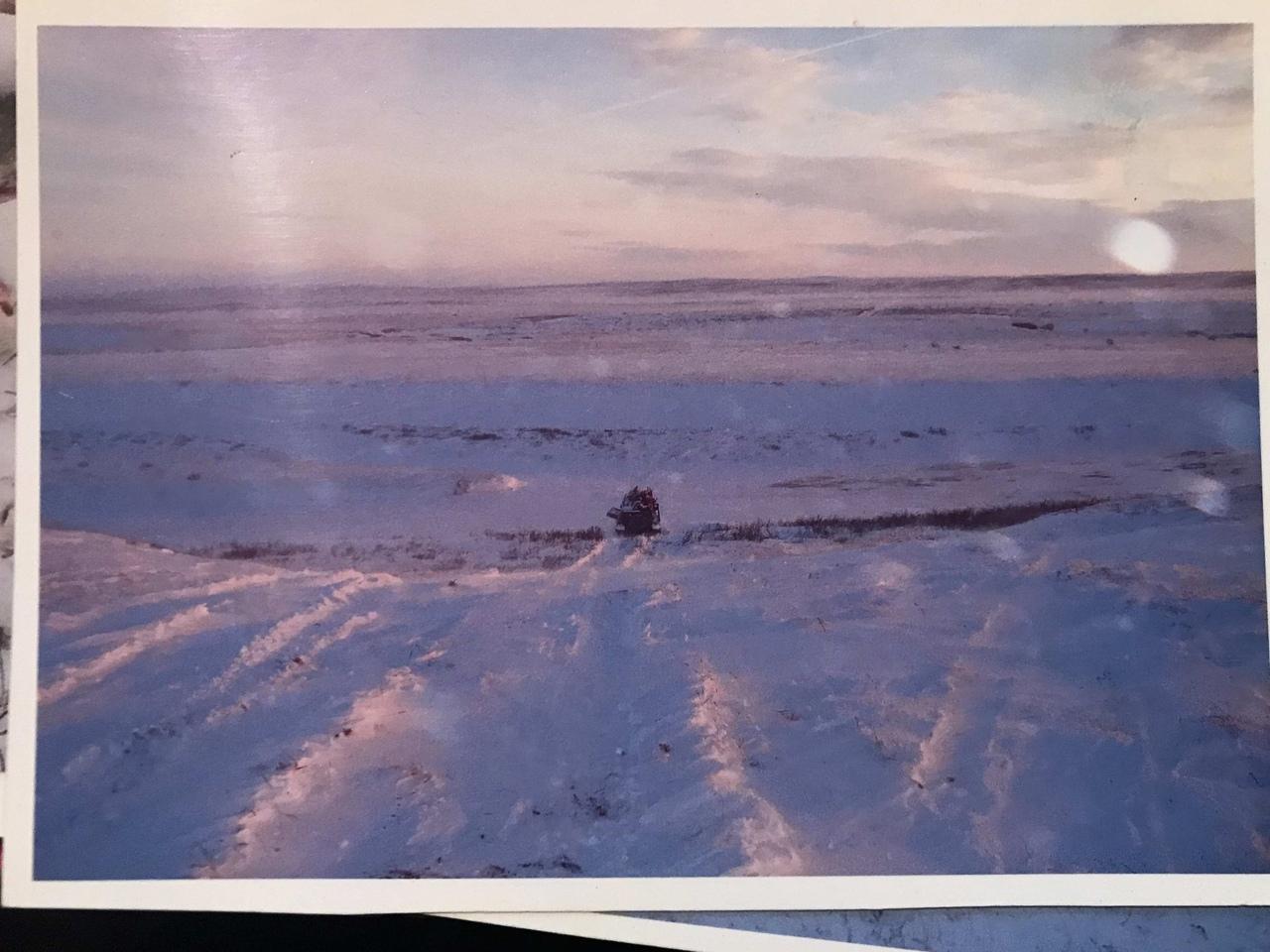 Фото Человек-тундра: 77-летний пенсионер из Томска отправился в дикую глушь, чтобы сжечь охотничью базу погибшего сына 6