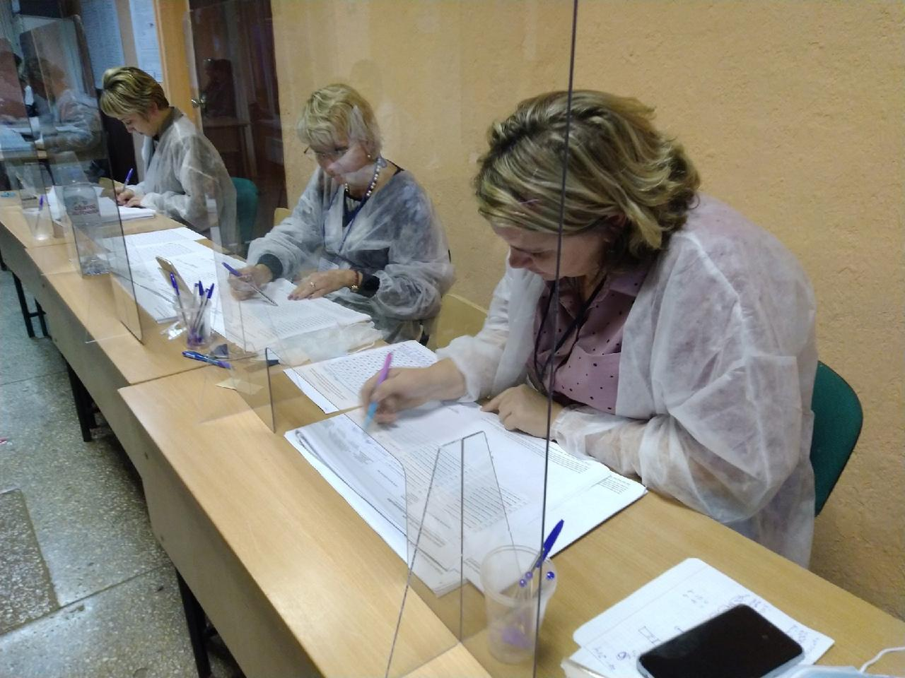 Фото Выборы в Новосибирске: онлайн дня голосования за депутатов Госдумы 19 сентября 2021 года 7