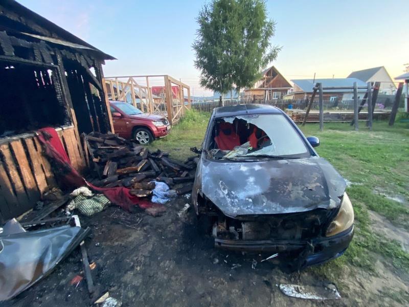 Фото «Ваша мама сейчас на небесах»: как живёт семья, в которой мать погибла, спасая приёмных детей из огня под Новосибирском 2