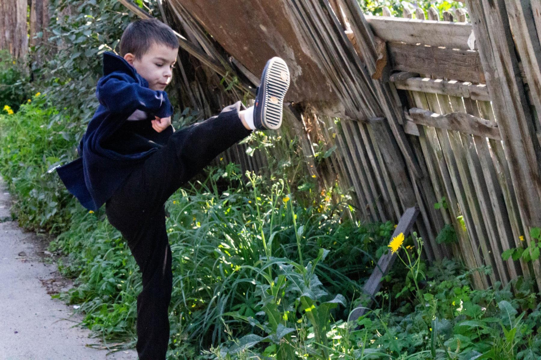 Фото «Приговор от девяти лет, обжалованию не подлежит»: День знаний глазами первоклашки 13