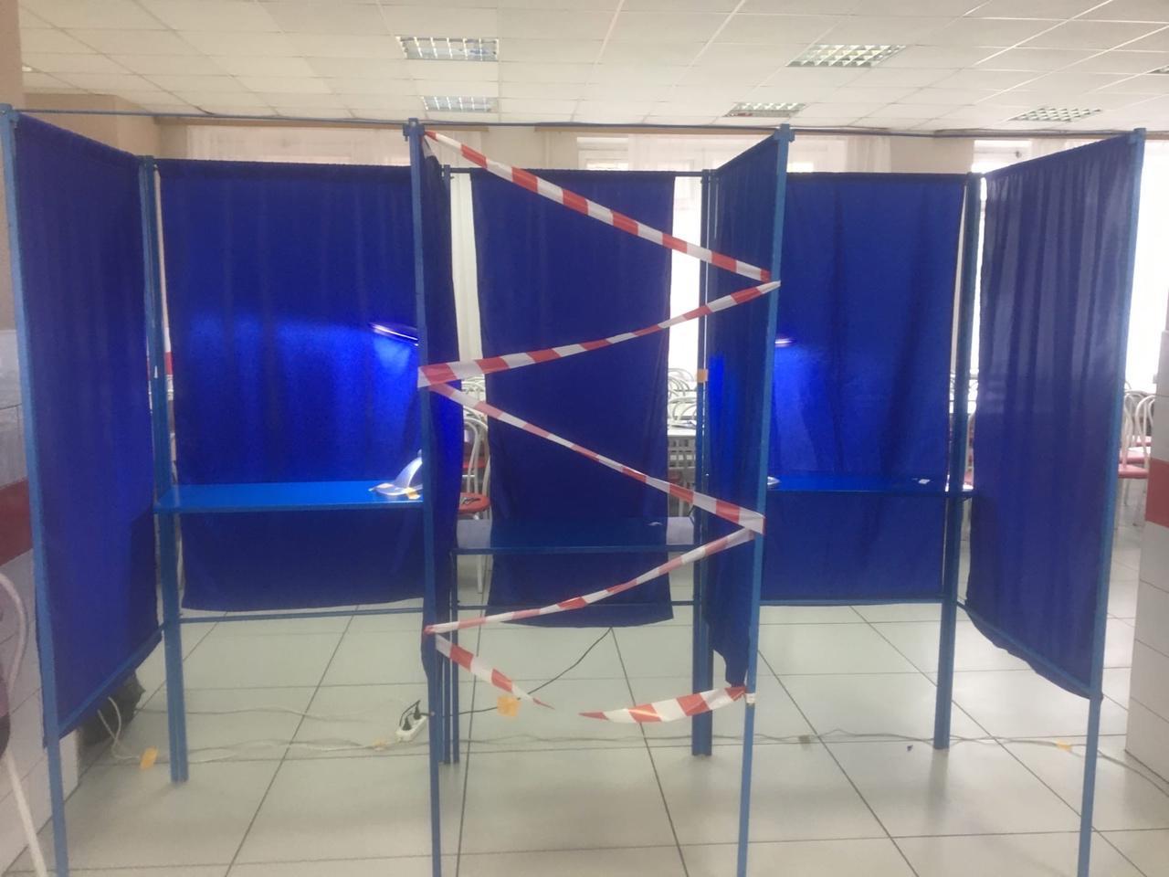 Фото Выборы в Новосибирске: онлайн дня голосования за депутатов Госдумы 19 сентября 2021 года 42