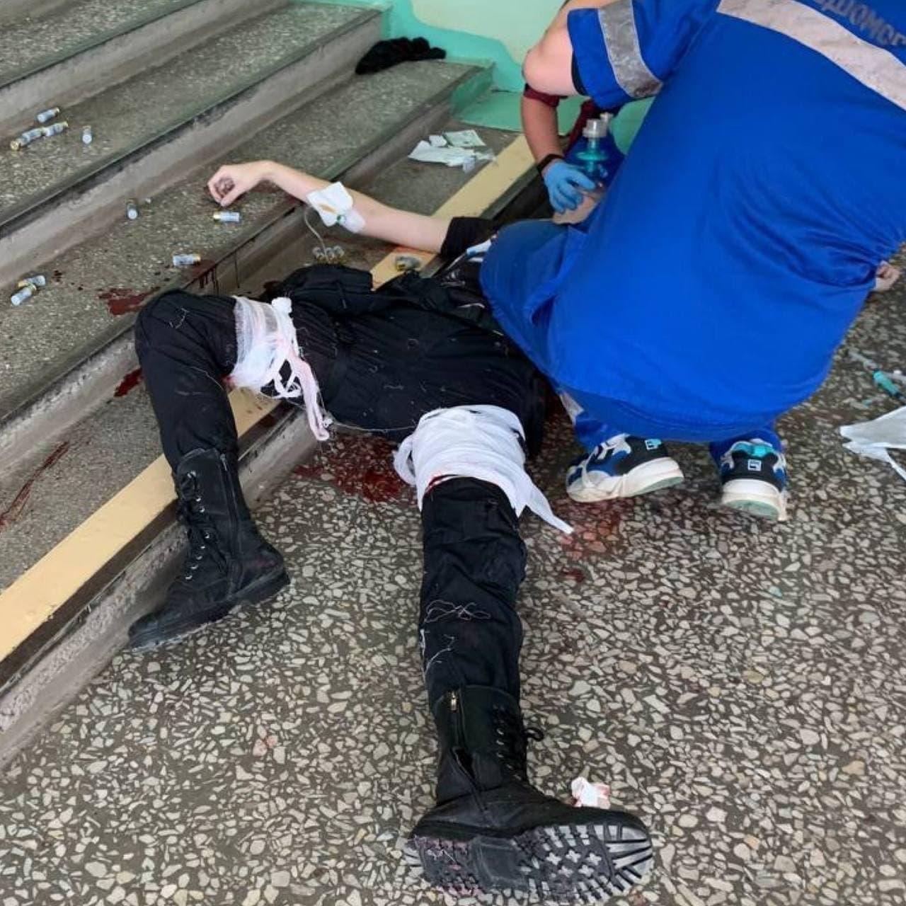 Фото «Он всегда не любил людей»: мать застрелившего шестерых студентов в Перми рассказала о трудном детстве сыне 6